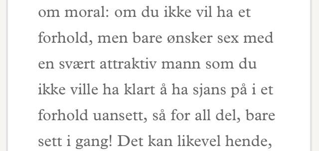 norske dating sider slikke vagina