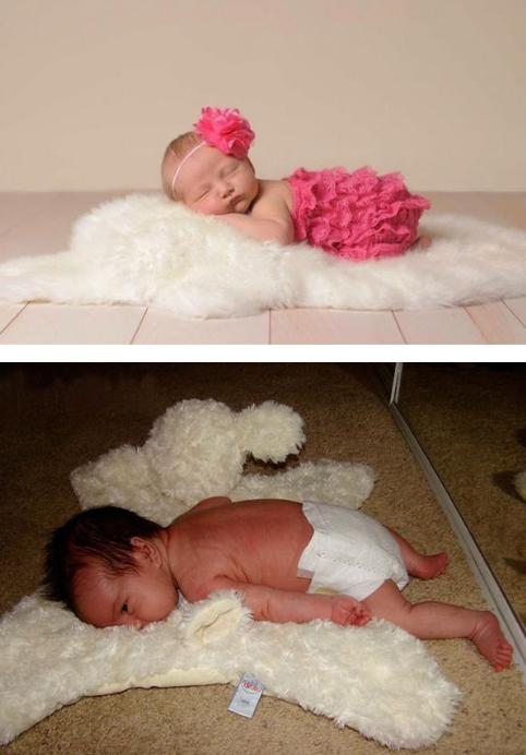 Klær Til Nyfødtfotografering