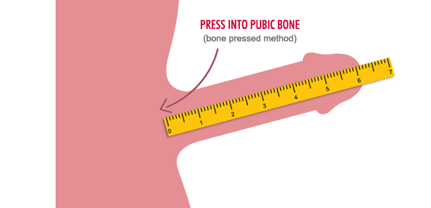hvordan man korrekt måler penis størrelse